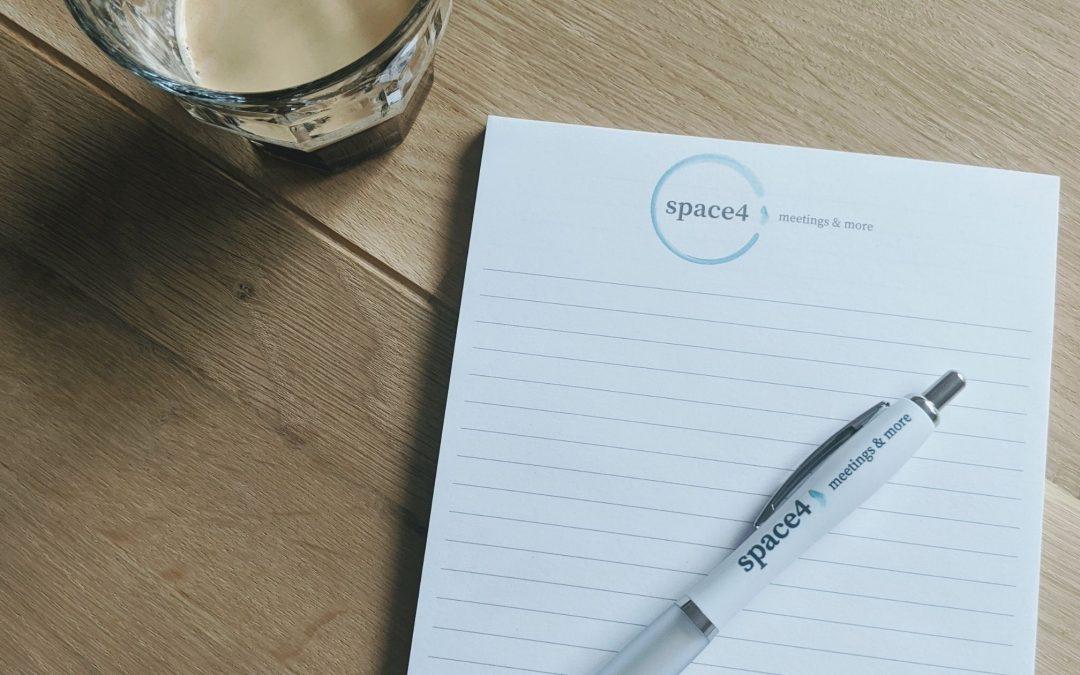9 tips om jouw vergadering tot een succes te brengen!